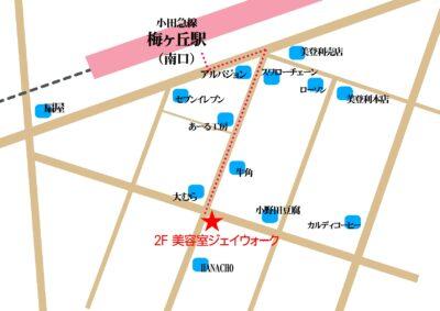 J-walkアクセス